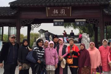Tour Halal China